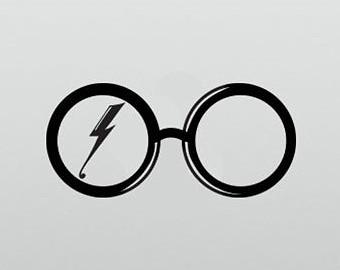 510x595 Scar Clipart Lightning Bolt 340x270 Spectacles Harry Potter Glass