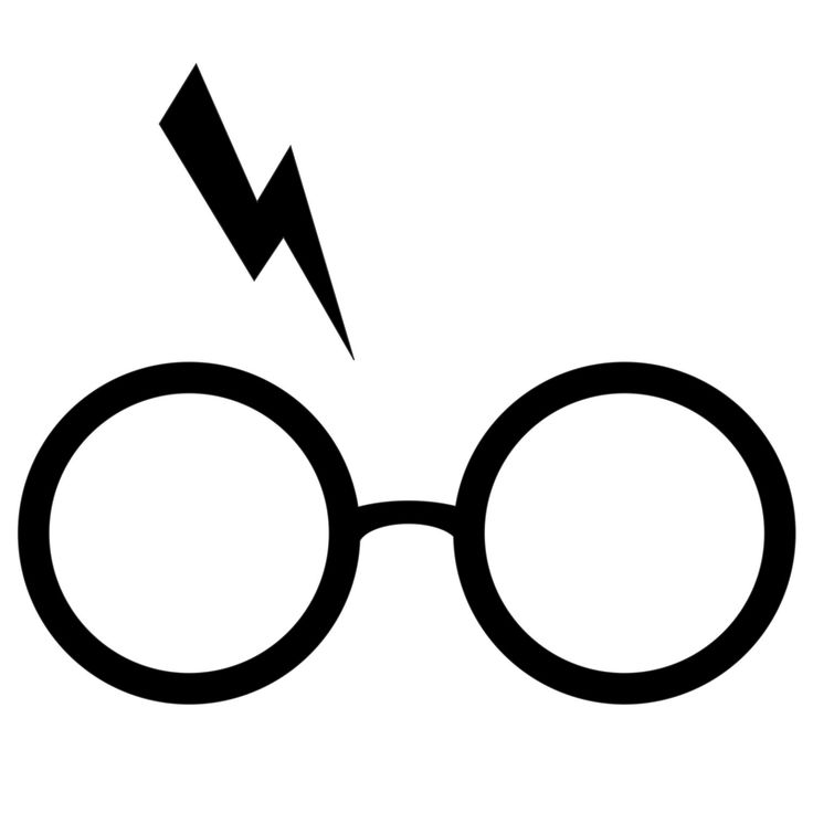 Harry Potter Lightning Bolt