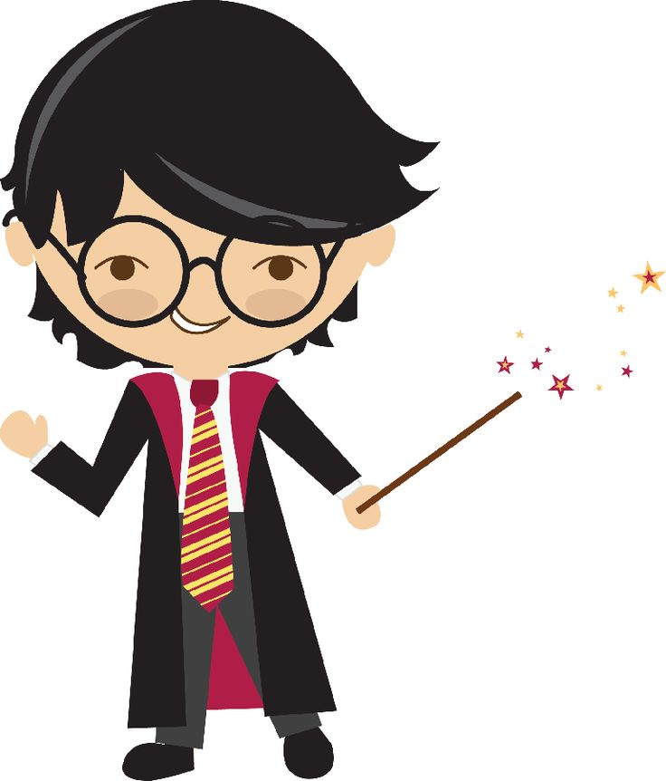 Harry Potter Lightning Bolt Clipart