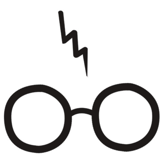 550x550 Harry Potter Clip Art Free 2