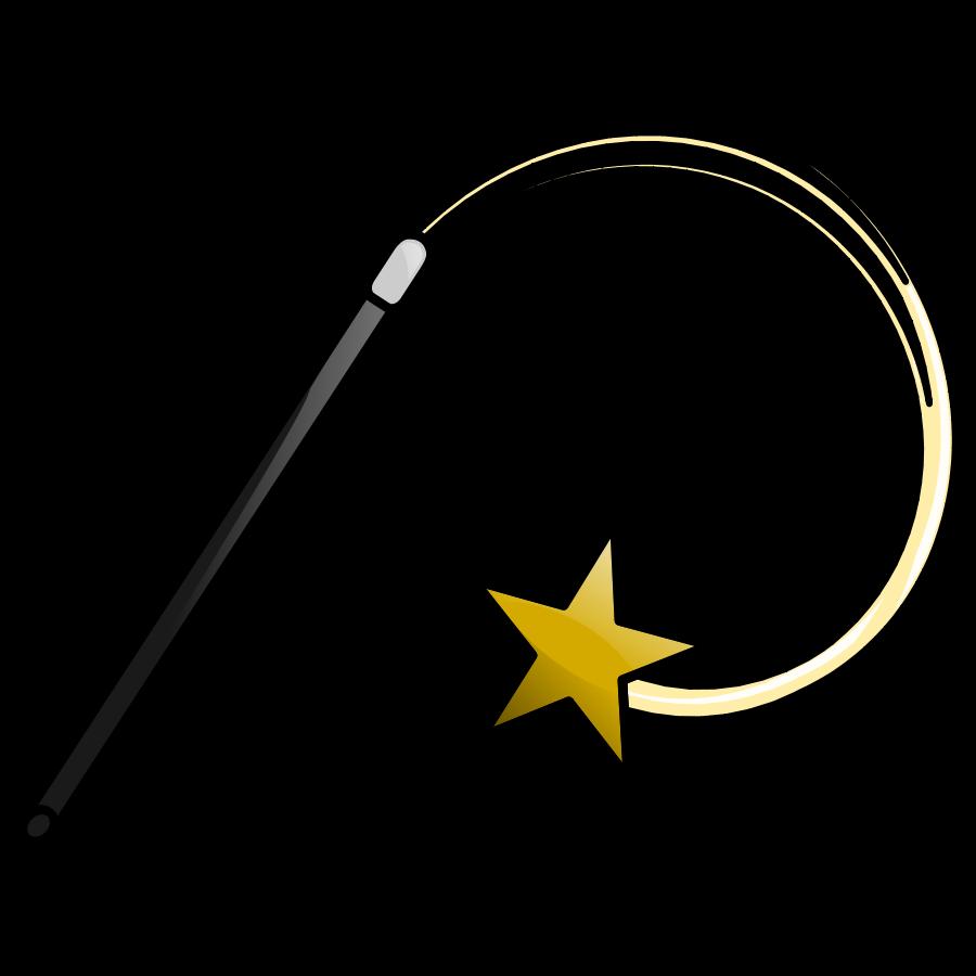 900x900 Magic Clipart Animated