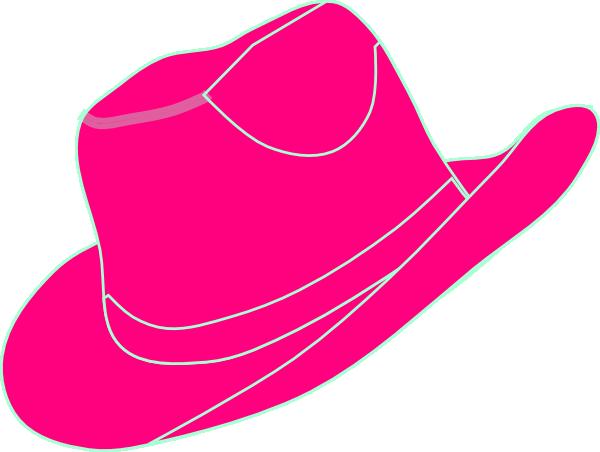 600x452 Cowboy Clipart Funny Hat