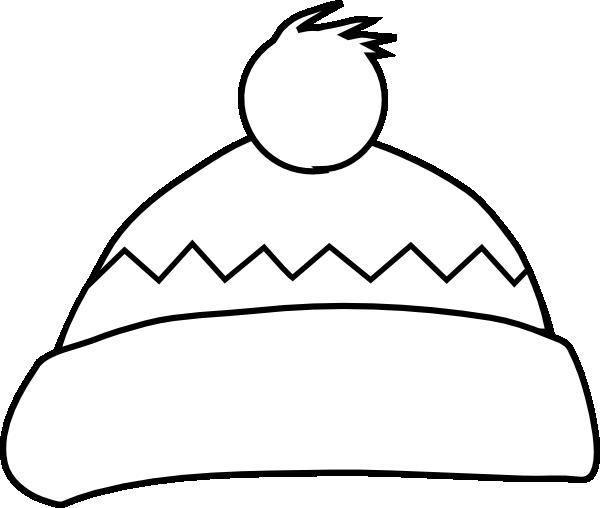 600x508 White Winter Hat Clip Art Clipart Panda