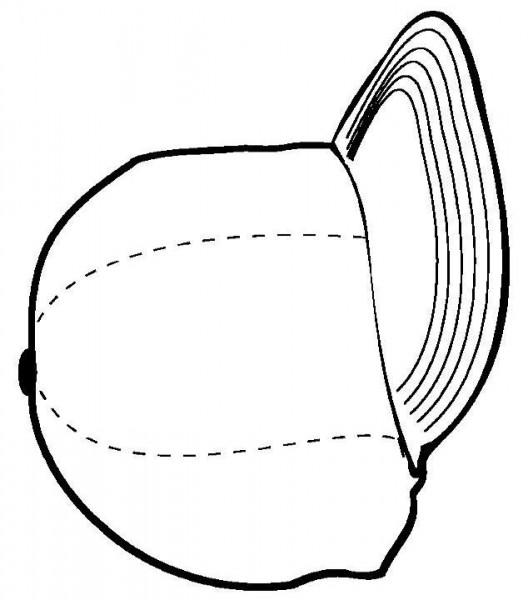 528x600 Baseball Hat Baseball Cap Clipart Black And White 1 Nice Clip Art