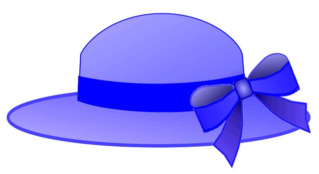 640x350 Sun Hat Clipart Free Clipart Images 2