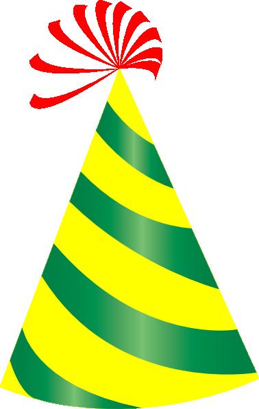 378x596 Birthday Hat Clipart