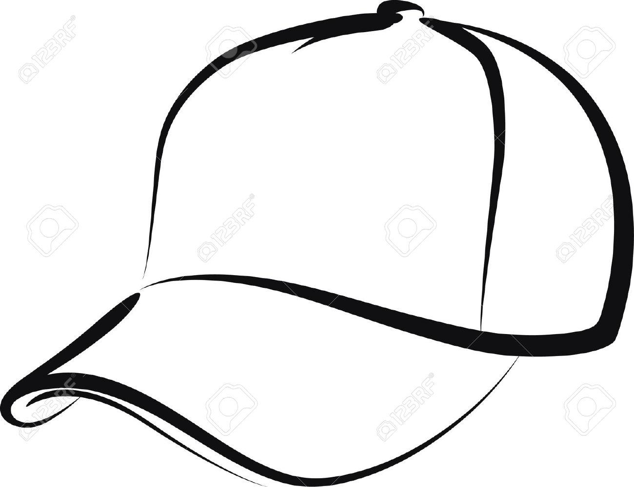 1300x1000 Baseball Hat Clipart