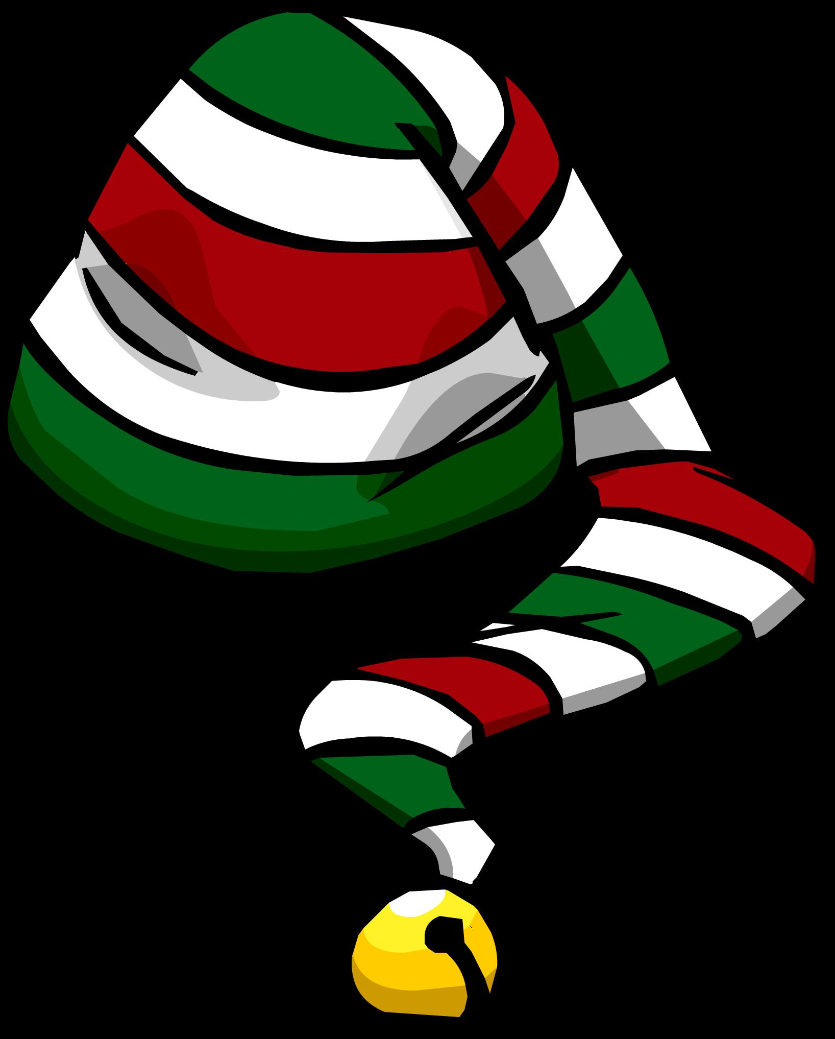 1636x2035 Elf Hat Cliparts