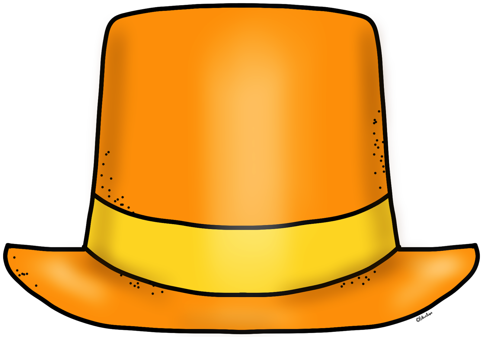 1600x1116 Free Stylish Man In Top Hat Clipart Clipart Image Image