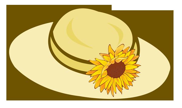 600x357 Sun Hat Clipart Clipart Kid