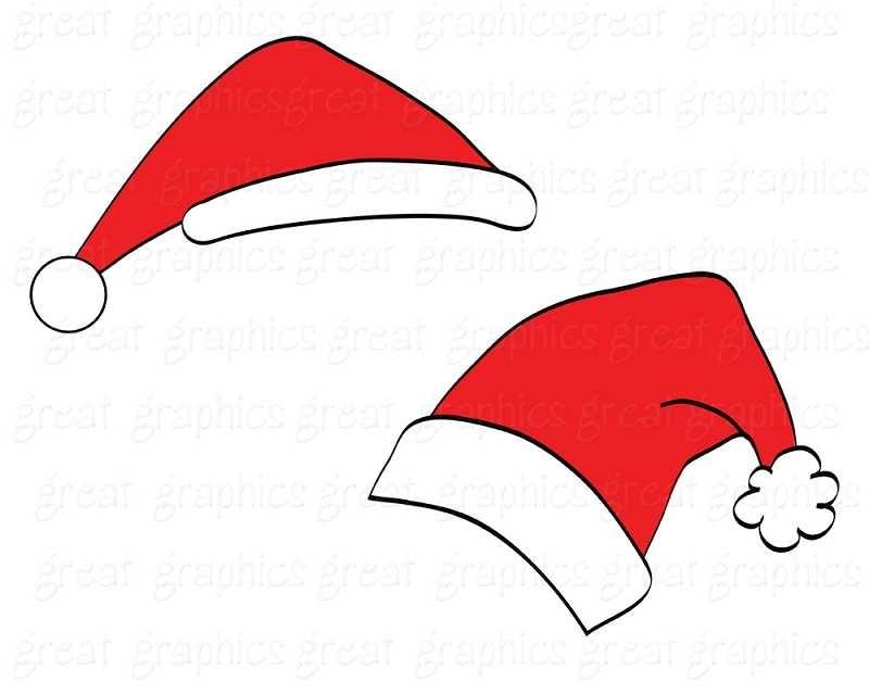 800x640 Top 10 Santa Hat Image Clipart