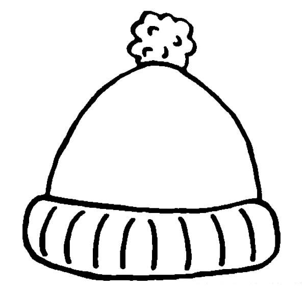 600x569 Extraordinary Hat Coloring Page 39 In Picture Coloring Page
