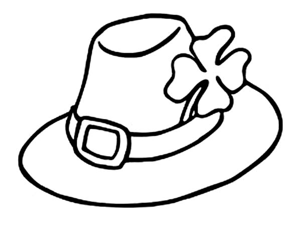 600x449 Coloring Page Of A Hat Images Of Photo Albums Hat Coloring Page