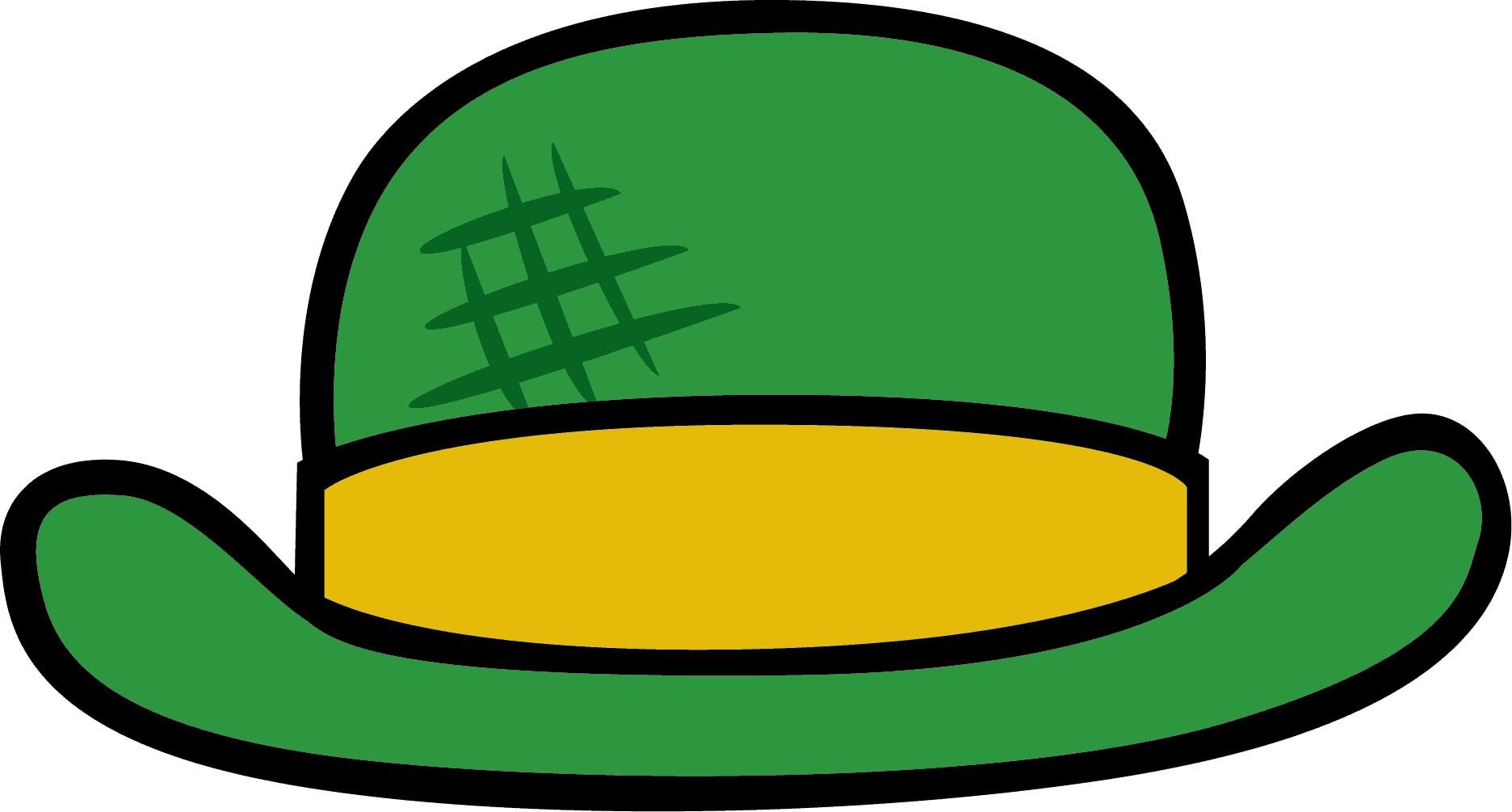 1872x1005 Hats Clip Art