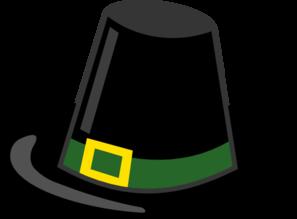 297x219 Pilgrim Hat Clip Art