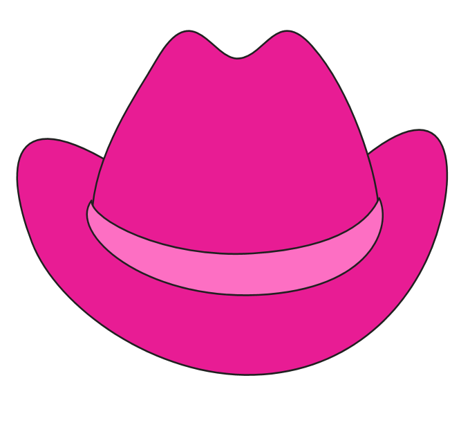 680x624 Cowboy Hats Graphics.by Clipart Panda