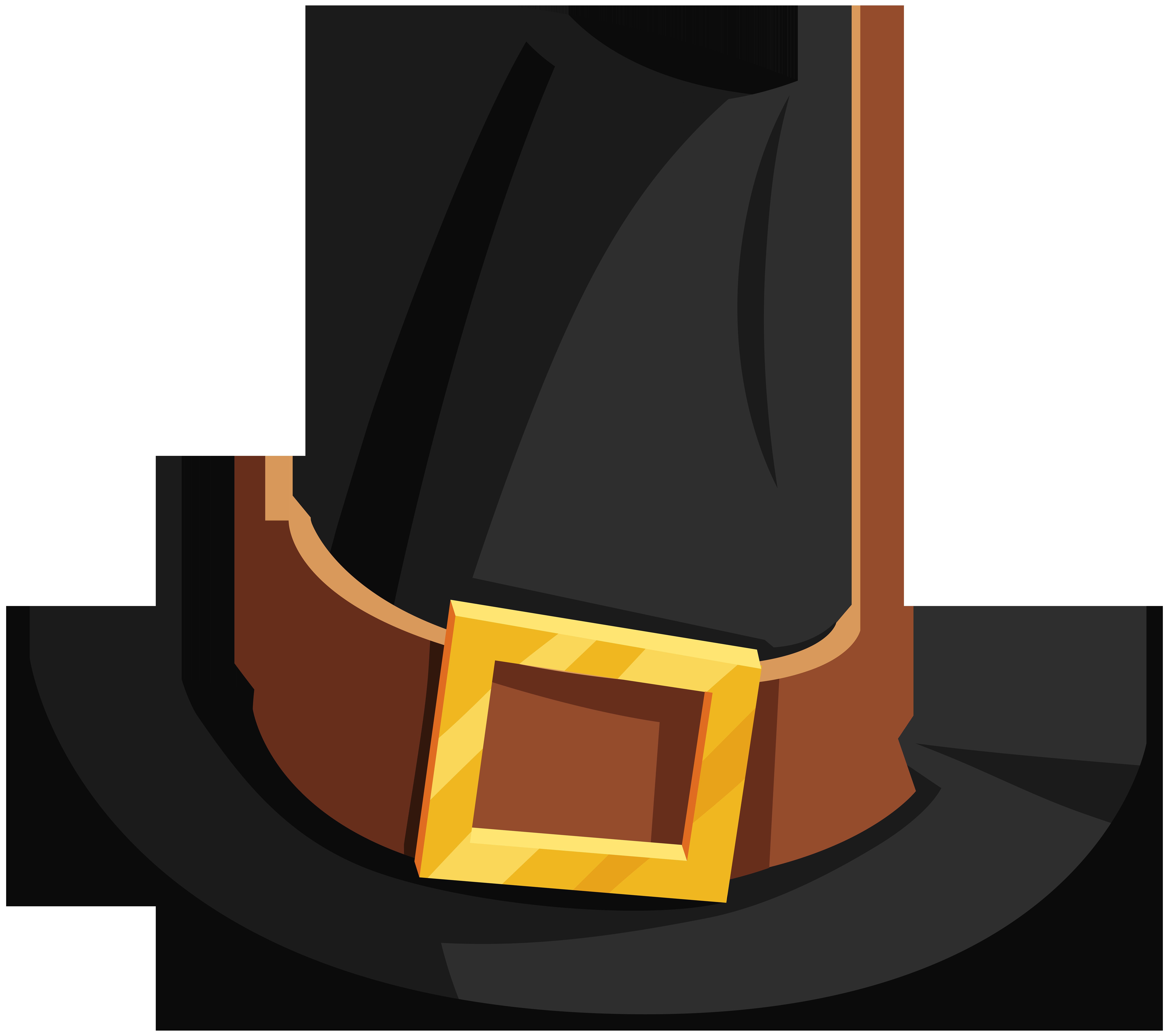 8000x7093 Hat Clipart Thanksgiving