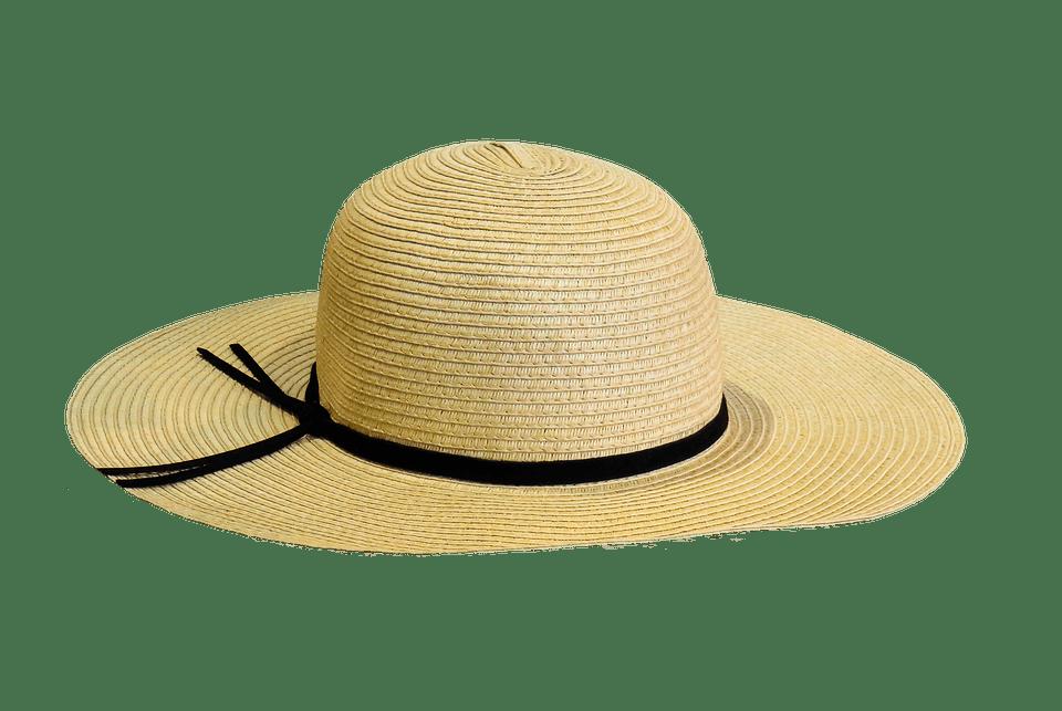 960x643 Summer Hat Transparent Png