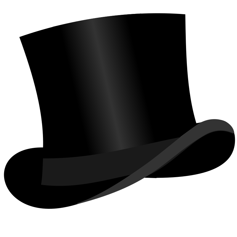 800x800 Top Hat Png Transparent Images Png All