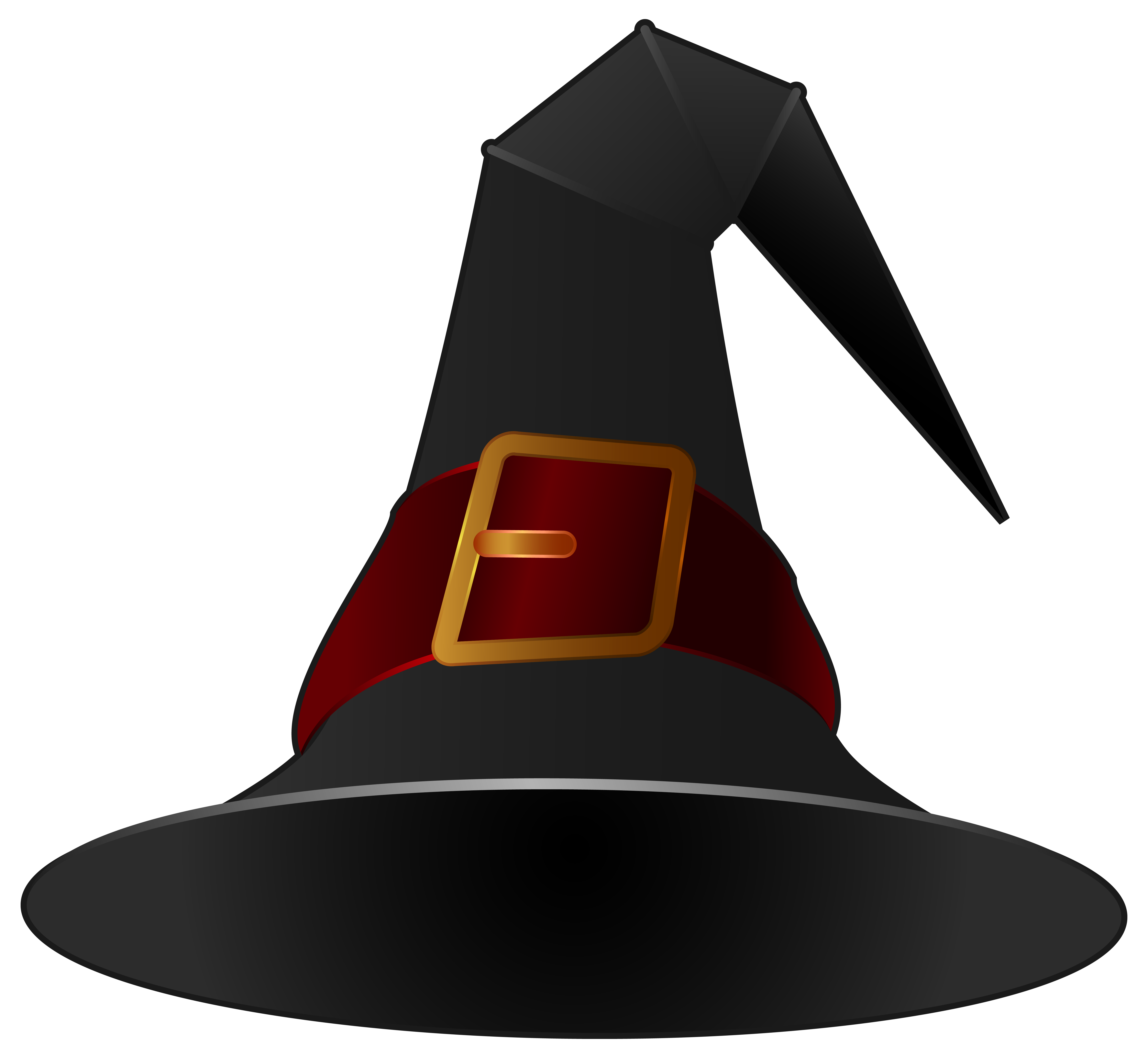 5844x5384 Black Witch Hat Png Clipart Imageu200b Gallery Yopriceville