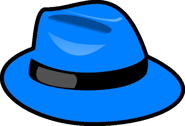 600x410 Blue Hat Svg Clip Arts Download