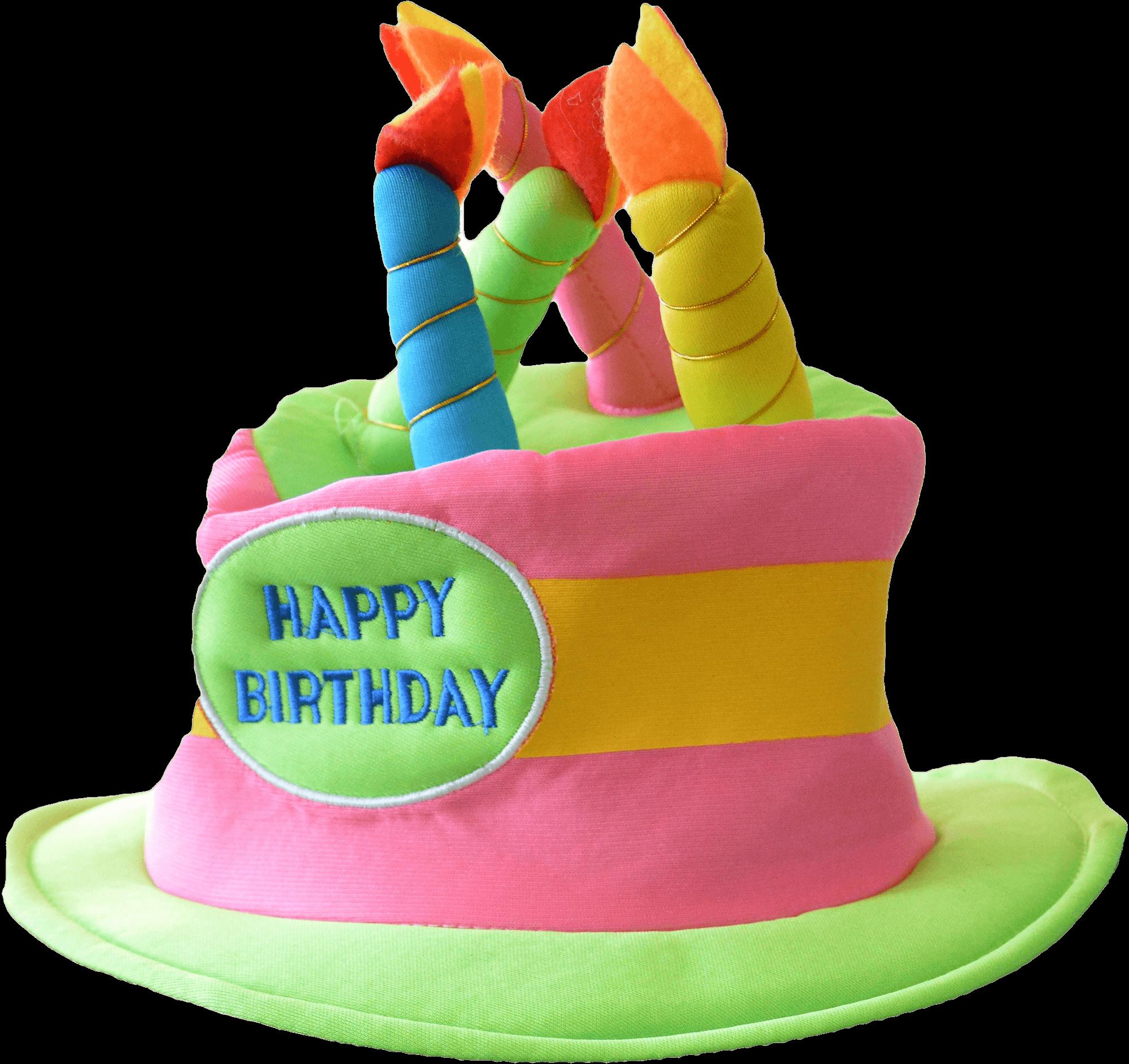 2000x1885 Happy Birthday Hat Transparent Png