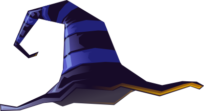 399x217 Witch Hat Clipart Real Witch