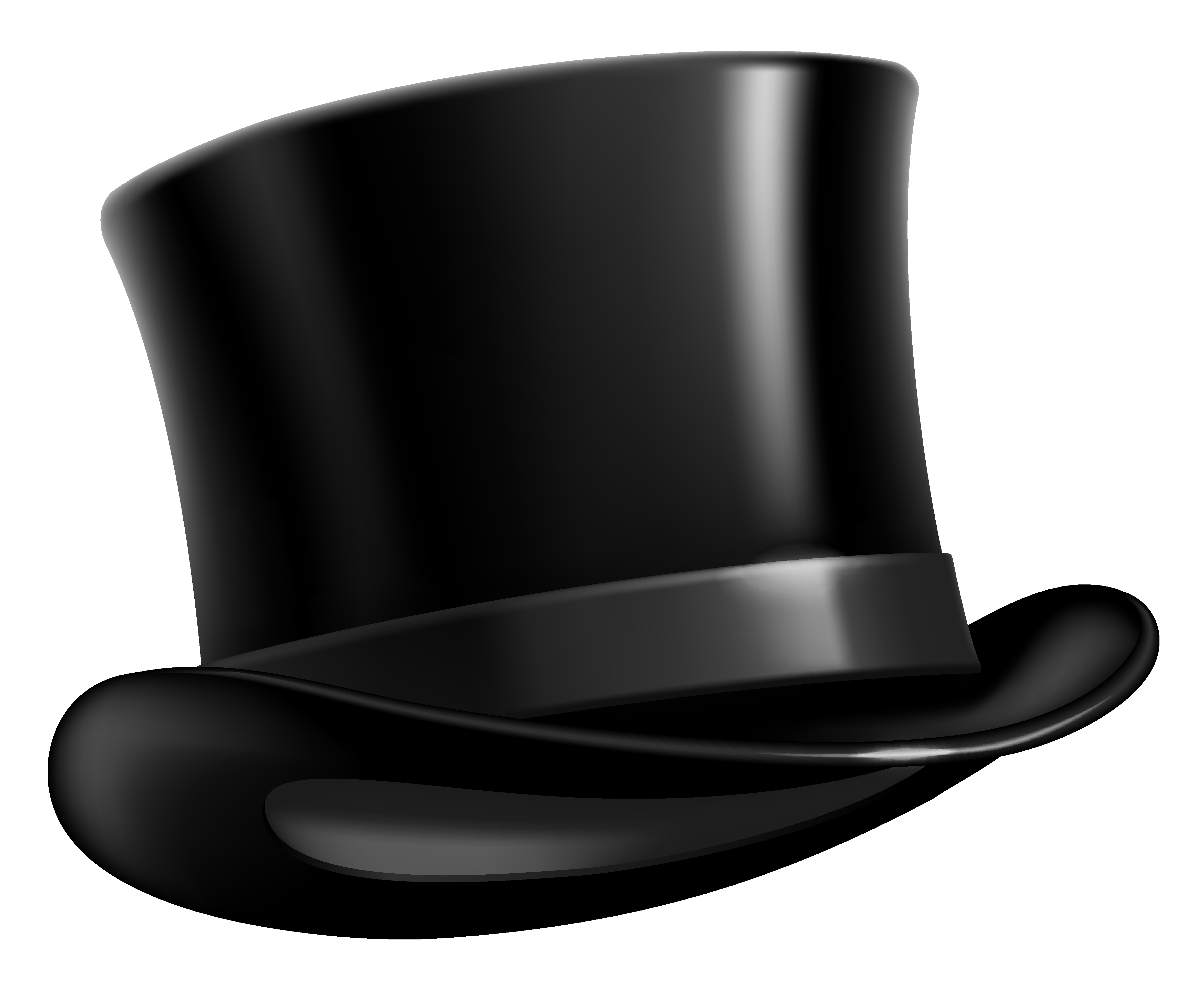 4702x3842 Black Top Hat Png Clipart Pictureu200b Gallery Yopriceville