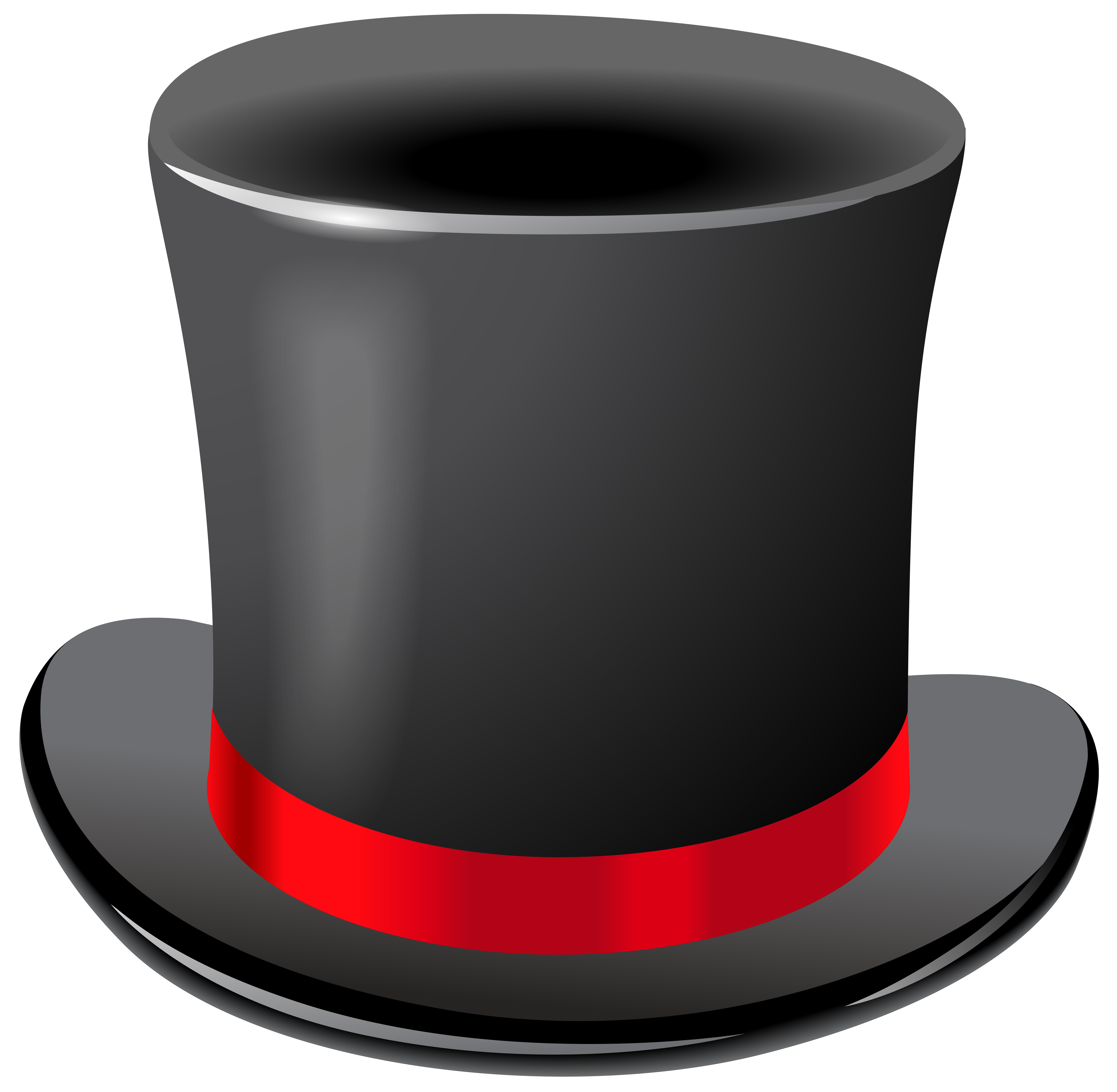 5463x5344 Black Top Hat Transparent Png Clip Art Imageu200b Gallery