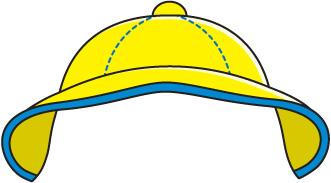 331x183 Rain Hat Clipart