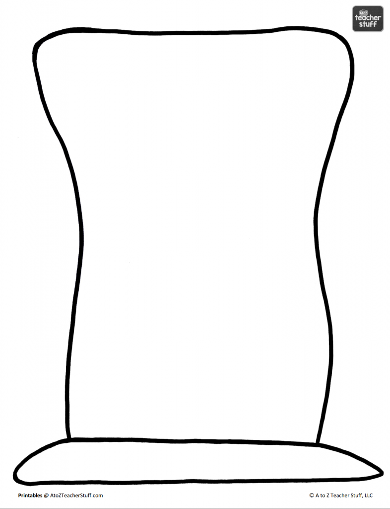 Hats Coloring Page   Free download best Hats Coloring Page on ...