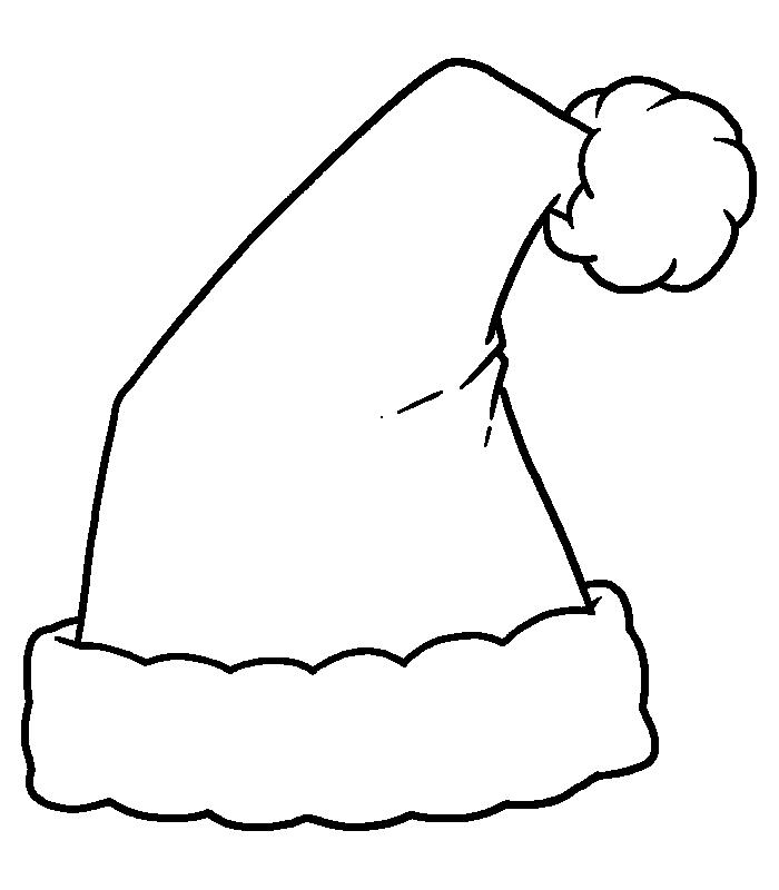 Amazing image regarding santa hat printable