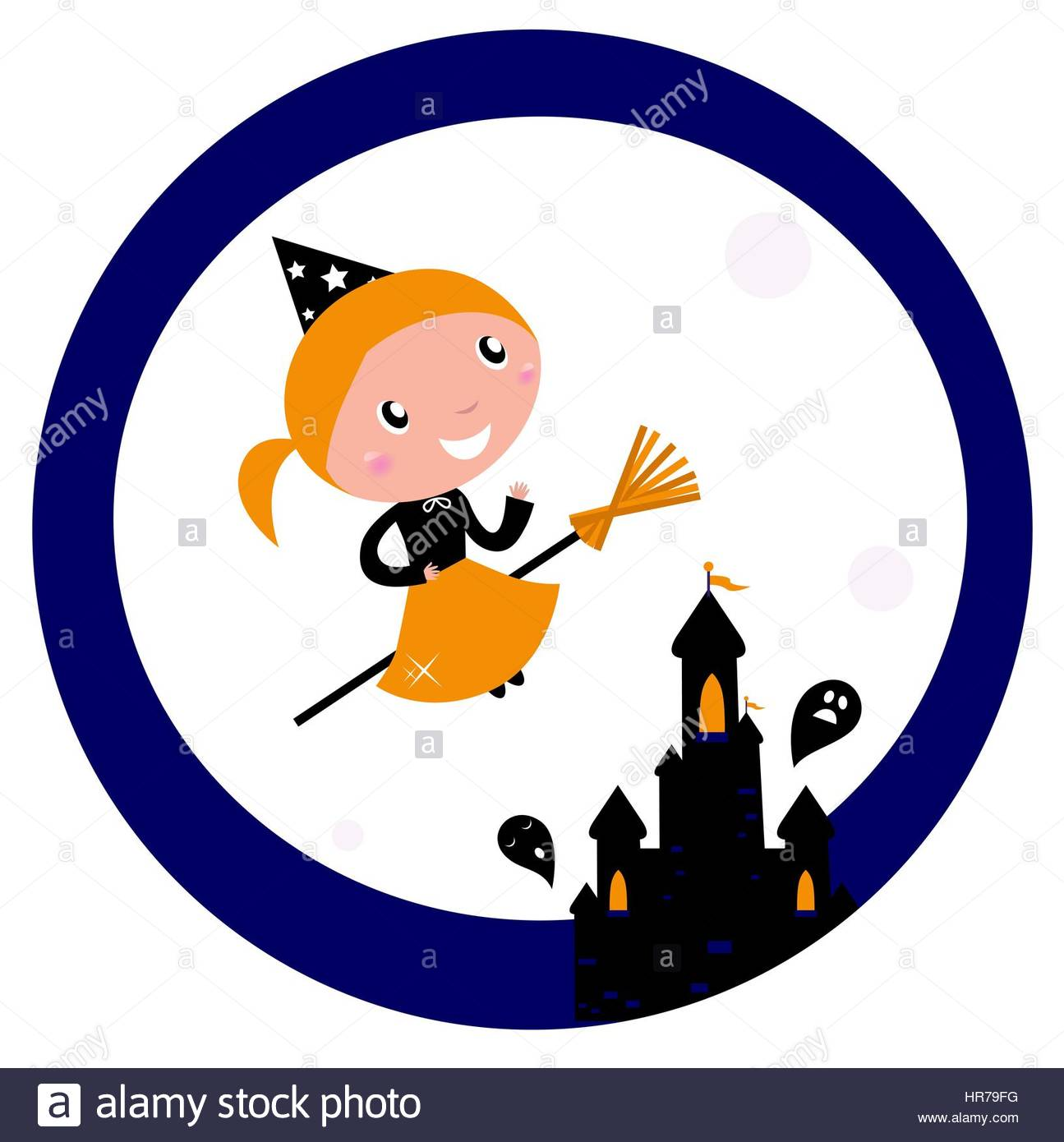 Haunted Castle Clipart