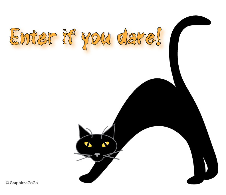 792x684 Halloween Clip Art, Haunted House Clip Art, Black Cat Clipart