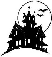 222x241 Stock Haunted House Art Inspiration House Art