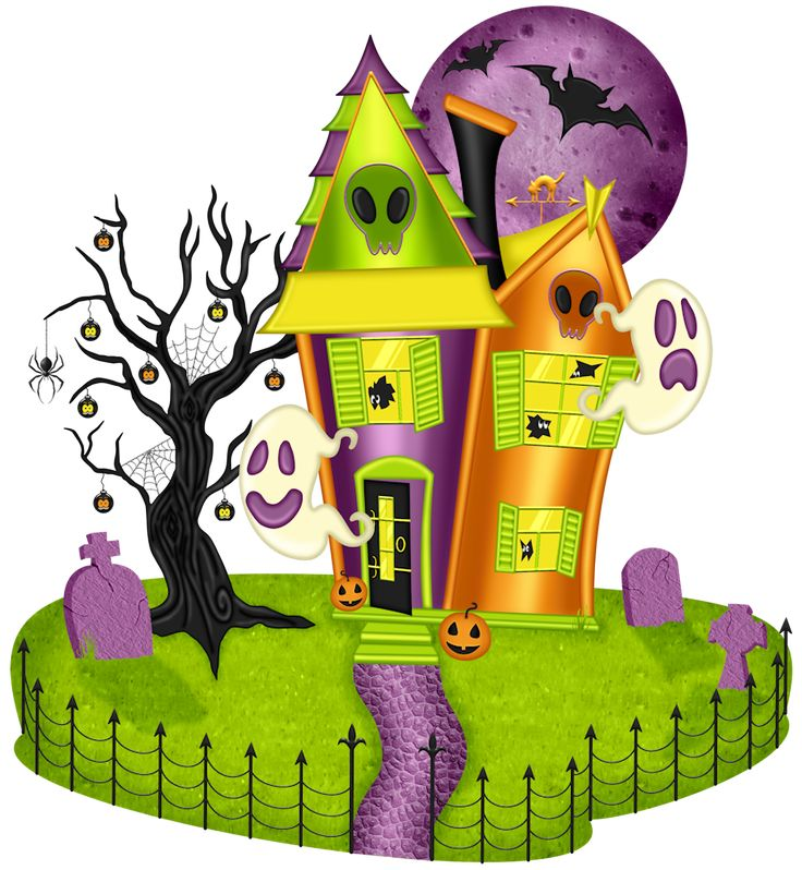 Haunted House Clipart Images