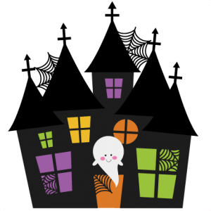 300x300 Top 84 Haunted House Clip Art