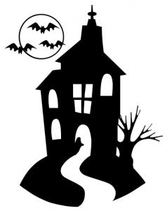 238x300 Bat Clipart Spooky
