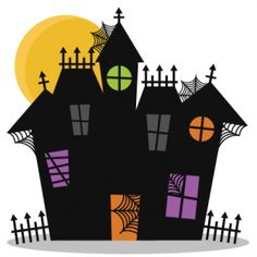 236x236 Haunted Clipart