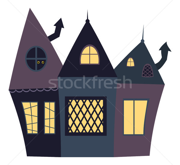 600x550 Haunted House Stock Photos, Stock Images And Vectors Stockfresh