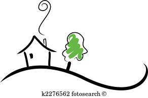 292x194 House Clipart Vector Graphics. 236,265 House Eps Clip Art Vector
