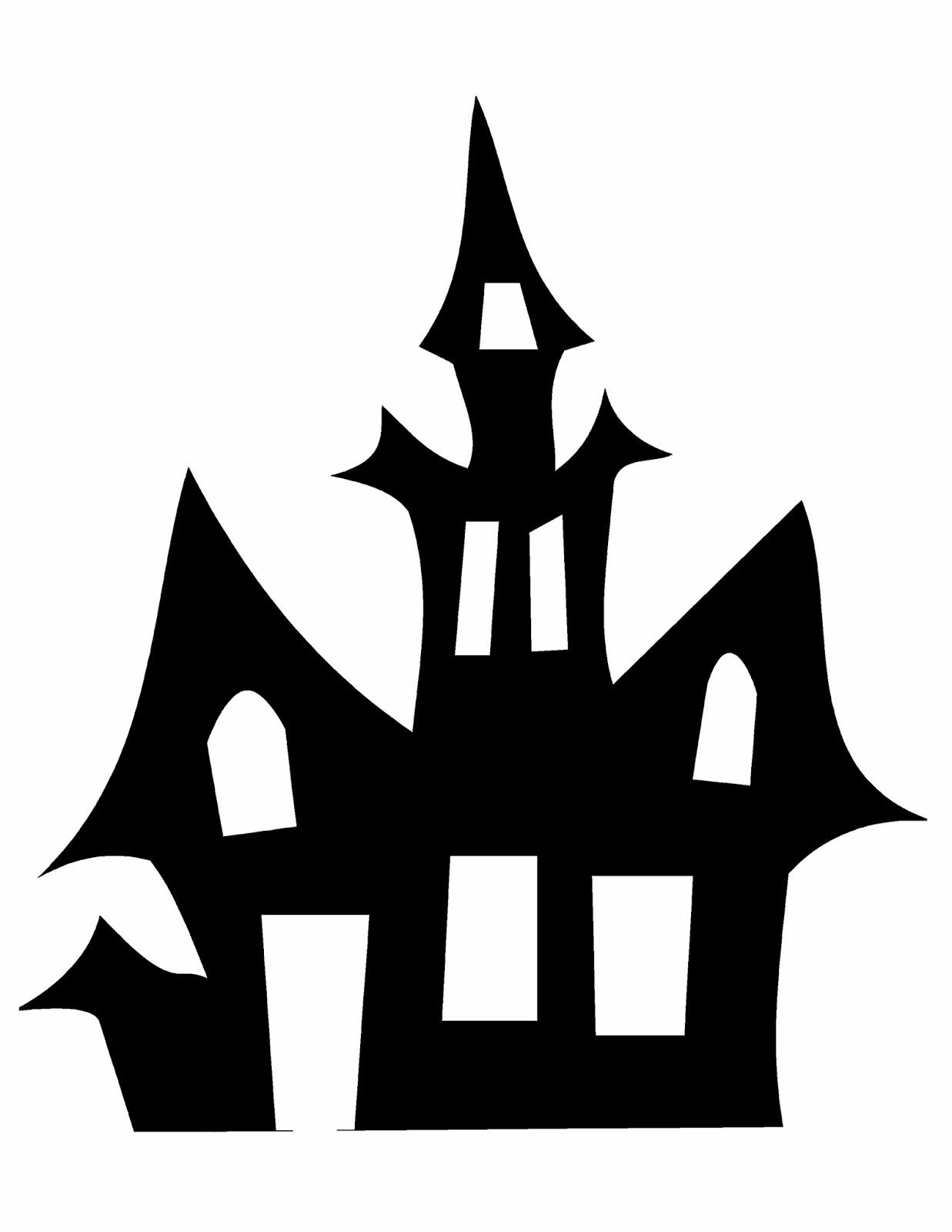 1237x1600 Clip Art Haunted Houses Clip Art