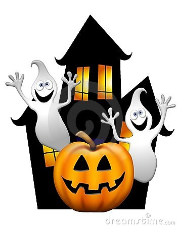 350x450 Graphics For Halloween Haunted Houses Graphics