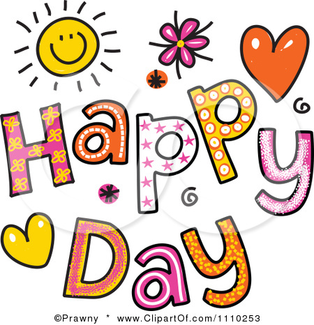 450x466 Have A Good Day Clipart