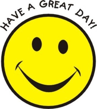 319x358 Have A Great Day Clip Art Clipart