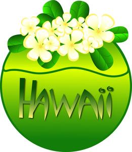 261x300 Hawaii Clipart Image