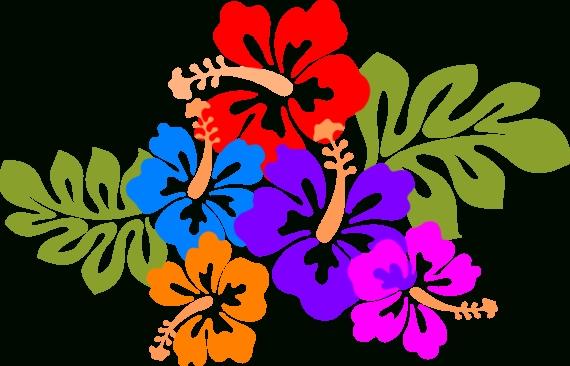 570x366 Top 10 Hawaiian Luau Clip Art
