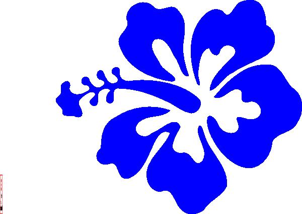 600x424 Hawaiian Flowers Clip Art