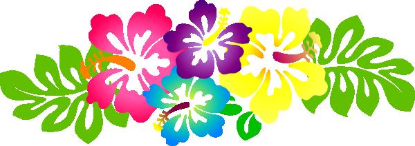 Hawaii Flowers Clipart | Free download best Hawaii Flowers ...