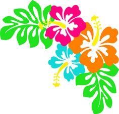 236x225 Hawaiian Flower Clip Art Tropical Plants Clip Art Vector Clip